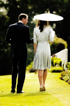 Will and Kate.....