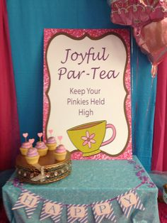 tea party www.jolasjoyfulevents.com