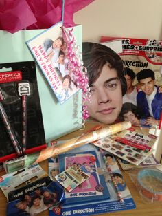 One direction goody bag made by party bags for kids 07799 434226 Crofty75@aol.com to order