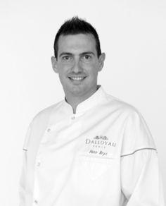 Yann Brys - #Dalloyau - #Chef #Pâtissier