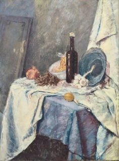 """Saatchi Art Artist Ercan Sert; Painting, """"Stilllife"""" #art"""