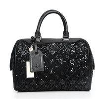 Louis Vuitton Monogram Sunshine Express speedy M40799 black