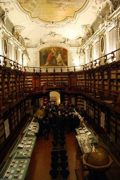 Istituzione Biblioteca Classense. From Unusual things to see and do in Ravenna