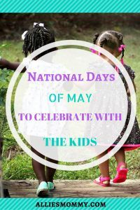 Days in May to Celebrate with the Kids #like #happy #follow #mommyblog #linkinbio #awesome #maydays #kidscelebratemay #love #instagood #sahm