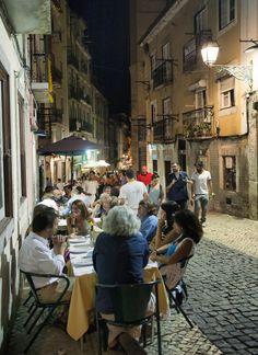 Lisboa - Bairro Alto #Lisboa #BairroAlto
