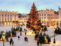 Place Stanislas, Nancy, Lorraine | France