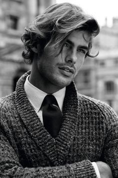 Oxford landing (GQ Japan) Arnaldo Anaya Lucca (Photographer)