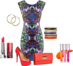 """""""Bargain Dress Cheap And Chic"""" by sherryvl on Polyvore"""