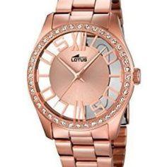 3ec3a9f819d7 Reloj Lotus Dorado para mujer - https   onlytrendy.es Relojes Lotus