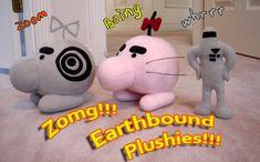 Metroidhat-EARTHBOUND/MOTHER PLUSHIEZAH