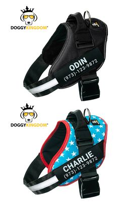 Lifetime Warranty Personalized Doggykingdom® NO PULL Harness Dog Harness, Dog Leash, Pet Clothes, Dog Clothing, Dog Furniture, Dog Clothes Patterns, Pet Grooming, Dog Coats, Working Dogs