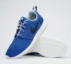 a9dba885b8ed0 Get the blue  Nike  Roshe ID Shoes at Nike.com. My Voucher Deals