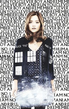 Run, you clever boy, and remember | Clara Oswald | Doctor Who