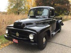 Sharp but Simple: Restored 1954 International Harvester R-110 | Bring a Trailer
