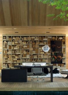 forest woods home bookcase