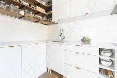 #Furniture #MadeToMeasure #Kitchen #InteriorDesign #FronteDesign Loft Kitchen, Double Vanity, Interior Design, Modern, Table, Furniture, Home Decor, Nest Design, Trendy Tree