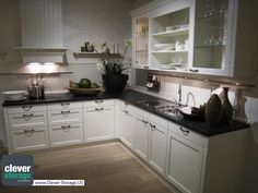 The Linero backsplash is a great way to organize and keep things off of the countertop