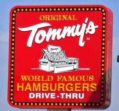 Best hamburgers - much better than in and out.  Wish Tommy burgers would put a few of their restaurants here in Utah.  (pin to google search picture, not a blog etc.)