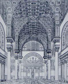 Caracalla innen - Baths of Caracalla - Wikipedia, the free encyclopedia