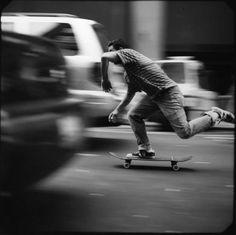 NYC skater