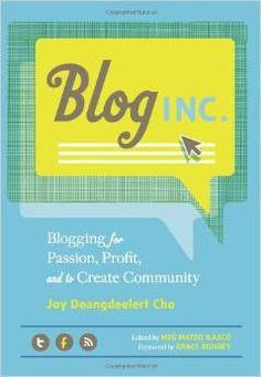 Livro para quem quer começar um blog.