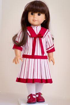 ... for Samantha , Rebecca, all American Girl Dolls . $52.00, via Etsy