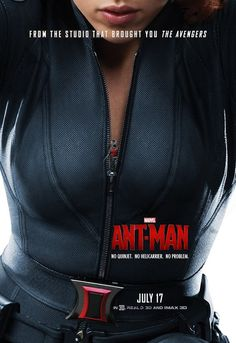 Ant-Man Poster 4 #BlackWidow
