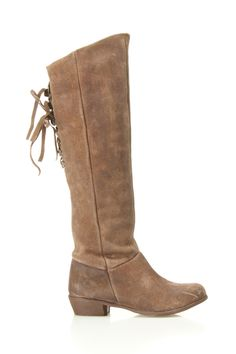 Bullet Boots In Brown