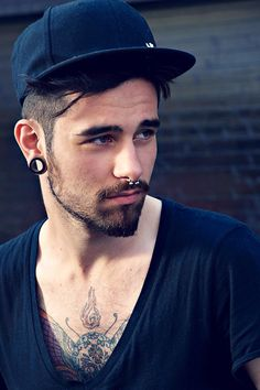 58 Best Guys With Septum Piercing Images Septum Piercing
