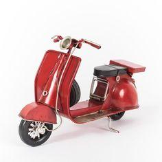 Miniatura Lambreta Antiga - Machine Cult - Kustom Shop | A loja das camisetas de carro e moto