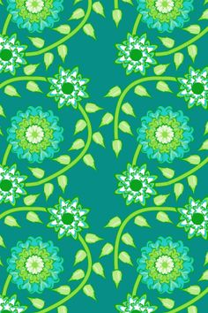 pattern by lilypadster. Cool Wallpaper, Wallpaper Backgrounds, Iphone Wallpaper, Wallpapers, Color Patterns, Print Patterns, Color Schemes, New Flowers Photos, Print Ideas