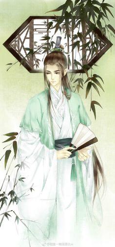 Shen QingQiu 沈清秋