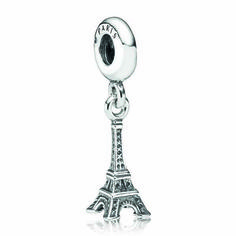 Pandora charm. Would be a great charm to add to my bracelet to remind me of my trip to paris:-)