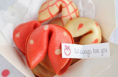 11 Fortune Cookie Recipe and Quotes