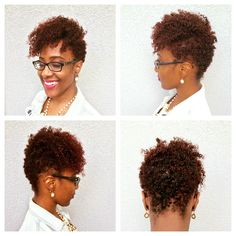 Natural Hair Stylist Wichita Ks
