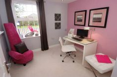 What do you think of this pink showhome ?