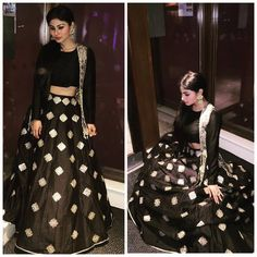 Buy Arzoo Black Banglori Lahenga Semistitch online in India at best price. Pakistani Dresses, Indian Dresses, Indian Outfits, Indian Clothes, Indian Attire, Indian Wear, Lehenga Online, Indian Bridal Lehenga, Indian Couture