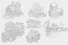 ArtStation - Sketch Practice, Wonwoo Cho