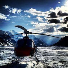 "Discovered by: Ben Dawson, ""This will show us tons of adventure."" At Denali, Alaska  #Alaska #SnowTrove"