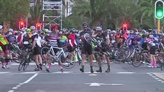 awesome Weather Videos - Cape Town Cycle Tour blown off course by extreme weather #Weather & #News