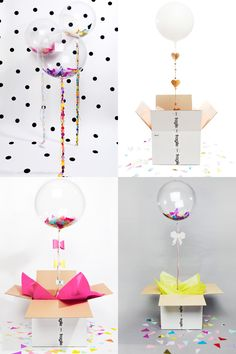 The Handmade Fair – Kirstie Allsopp's Choose Of The Week: Bonbon Balloons - http://www.weddingdesigntips.com/wedding-tips-stories/the-handmade-fair-kirstie-allsopps-choose-of-the-week-bonbon-balloons.html