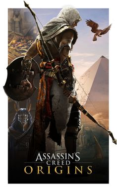 Assassin's Creed Origins by KindratBlack.deviantart.com on @DeviantArt