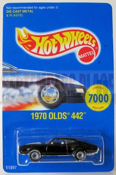 1994 Hot Wheels Seattle Toy Show 1970 Olds 442 W-30