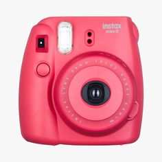 The Fujifilm Instax Mini 8 comes in a variety of colors. Instant fun: just add friends! The Fujifilm Instax Mini 8 is the perfect camera for the style-conscious photographer in your Fuji Instax Mini, Instax Mini 8 Camera, Fujifilm Instax Mini 8, Instax 8, Fujifilm Polaroid, Instax Film, Appareil Photo Fujifilm, Camara Fujifilm, Sacs Louis Vuiton