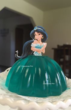 Gelatina de princesa