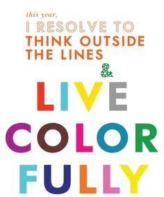 :) I do love color, here's to outside the lines=)