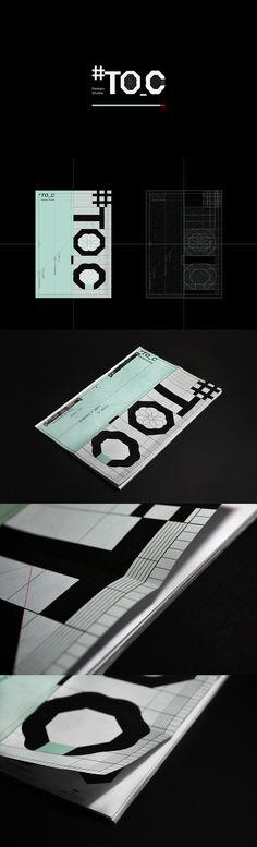 #TO_C studio : cover on Behance