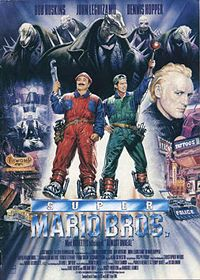Cleverly Disguised As A Responsible Adult: Terrible Films I love - 01: Super Mario Bros.  http://iguffogg.blogspot.co.uk/2014/05/terrible-films-i-love-super-mario-bros.html