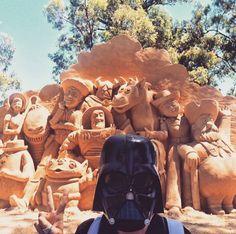 Star Wars VII The Force Awakens Countdown By Blondsaurus INSTAGRAM https://instagram.com/theblondsaurus/ 335 #Iamyourfather