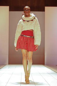 Kiko Romeo @afwny 2011 #fashion #africanfashion #pr #luxury #africafashionweek #newyork #ny in #ny #kenya
